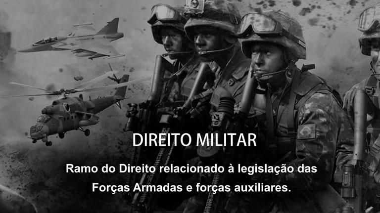 Defesa do direito militar em João Pessoa - Advogados Almeida e Cruz