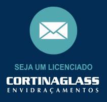Seja um licenciado Cortina Glass