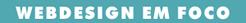 Logomarca Mobile Webdesign em Foco