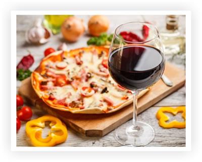 Deguste uma pizza em Camaçari