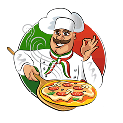 Pizza Italiana Top Web