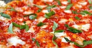 Pizza de Marguerita Top Web