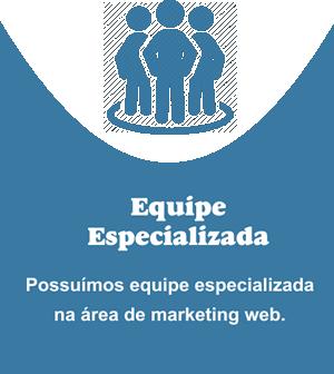 Equipe especializada Top Web