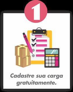 Plataforma UD Frete: cadastre sua carga gratuitamente